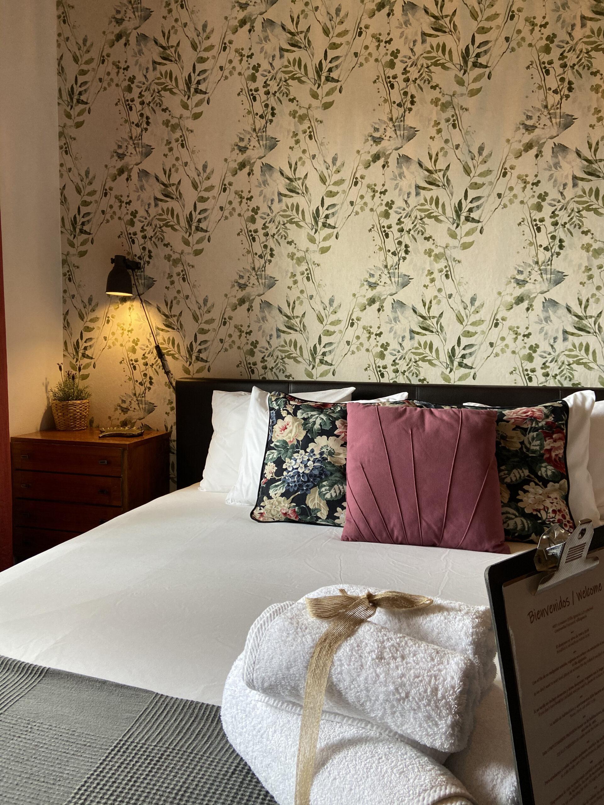 Habitacion doble estandar en hotel en ronda